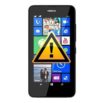 Nokia Lumia 630 Reparasjon av SIM-kort Leser
