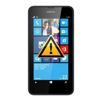 Nokia Lumia 635 Reparasjon av SIM-kort Leser