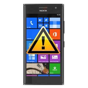 Nokia Lumia 735 Reparasjon av SIM-kort Leser