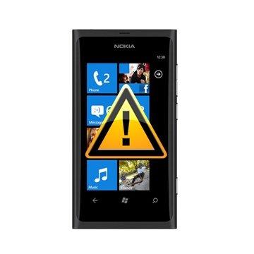 Nokia Lumia 800 Reparasjon av SIM-kort Leser