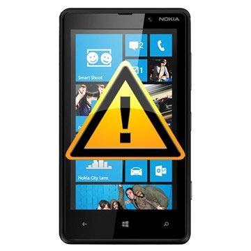 Nokia Lumia 820 Reparasjon av SIM-kort Leser