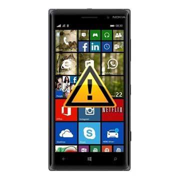 Nokia Lumia 830 Reparasjon av SIM-kort Leser