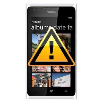 Nokia Lumia 900 Reparasjon av SIM-kort Leser
