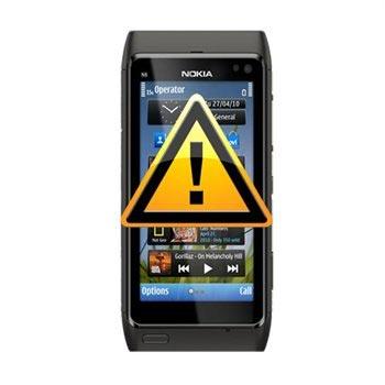 Nokia N8 Reparasjon av SIM-kort Leser