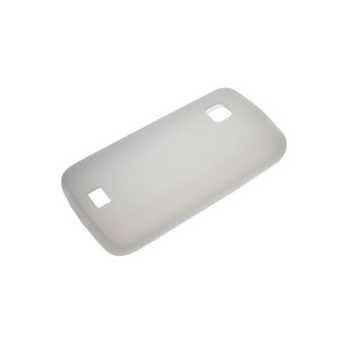 Nokia C5-03 Silikondeksel - Hvit