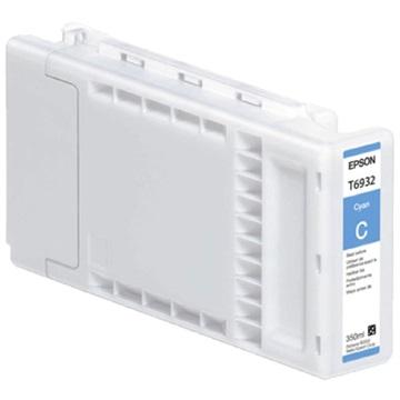 Epson T6932 Blekkpatron - SureColor 3000, 5000, 7000 Series - Cyan