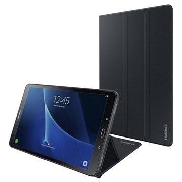 Samsung Galaxy Tab A 10.1 (2016) T580, T585 Book Cover EF-BT580PB - Svart