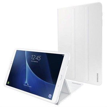 Samsung Galaxy Tab A 10.1 (2016) T580, T585 Book Cover EF-BT580PW - Hvit