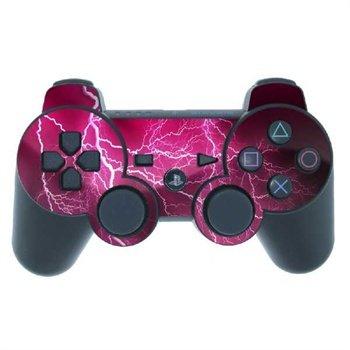 Sony PlayStation 3 Kontroll Skin - Apocalypse Pink