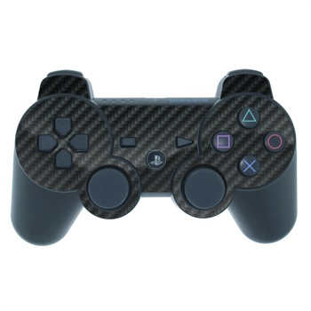 Sony PlayStation 3 Kontroll Skin - Carbon