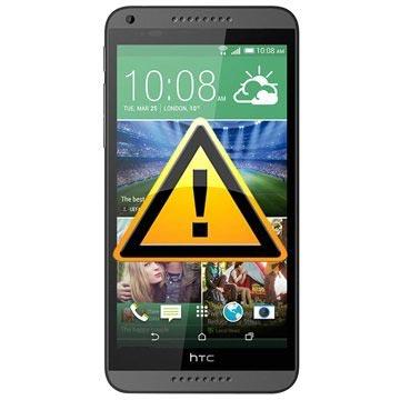 HTC Desire 816 Reparasjon av SIM-kort Leser