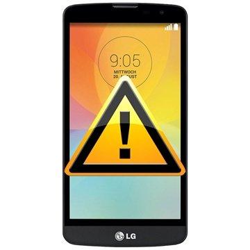 LG L Bello Reparasjon av SIM-kort Leser