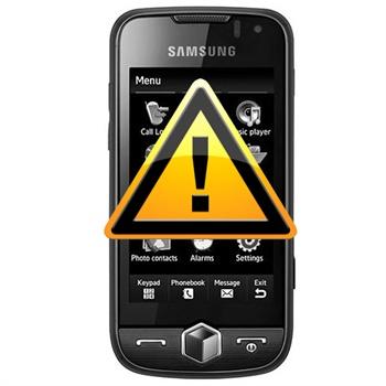 Reparasjon av Samsung S8000 Jet flekskabel