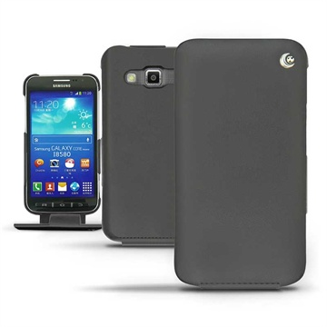 Samsung Galaxy Core Advance Noreve Flip L?rveske - Svart