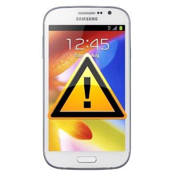 Samsung Galaxy Grand I9082 Reparasjon av SIM-kort Leser