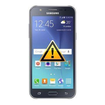 Samsung Galaxy J5 Reparasjon av SIM-kort Leser