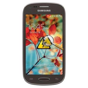 Samsung Galaxy Light Diagnose