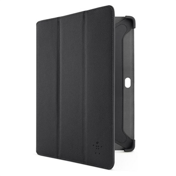 Samsung Galaxy Note 10.1 N8000, N8010 Belkin Tri-Fold Folio Veske - Svart