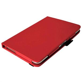 Samsung Galaxy Note 10.1 N8000 iGadgitz PU Lær Veske - Rød