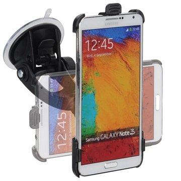 Samsung Galaxy Note 3 N9000 iGrip T5-94970 Reise-sett / Bilholder - Sv