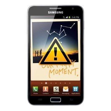 Samsung Galaxy Note N7000 Reparasjon av SIM-kort Leser