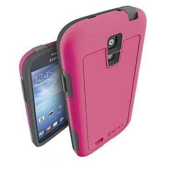 Samsung Galaxy S4 I9500, I9505 ZAGG Arsenal Etui - Rosa