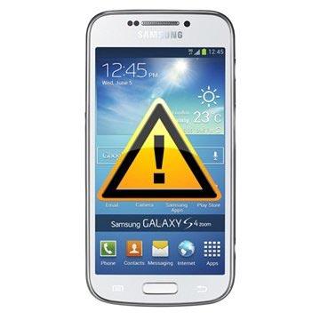 Samsung Galaxy S4 Zoom Reparasjon av SIM-kort Leser