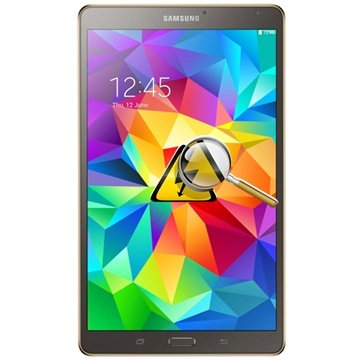 Samsung Galaxy Tab S 8.4 Diagnose