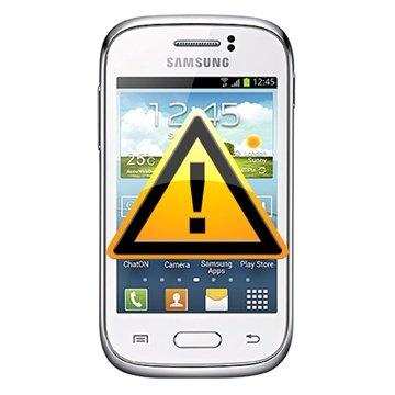Samsung Galaxy Young S6310 Reparasjon av SIM-kort Leser