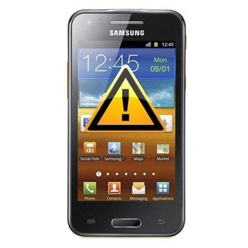Samsung I8530 Galaxy Beam Reparasjon av SIM-kort Leser