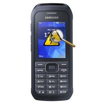 Samsung Xcover 550 Diagnose