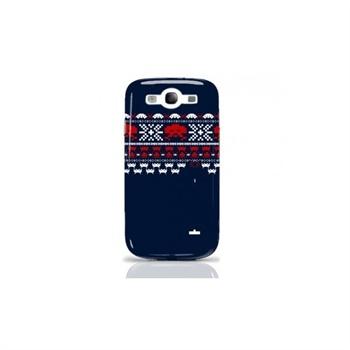 Samsung Galaxy S3 i9300 Snap-on Deksel - Scandinavian Invaders