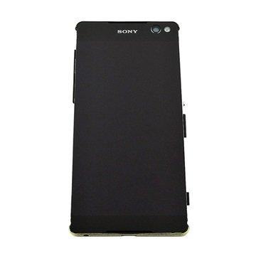 Sony Xperia C5 Ultra, Xperia C5 Ultra Dual LCD-skjerm - Svart