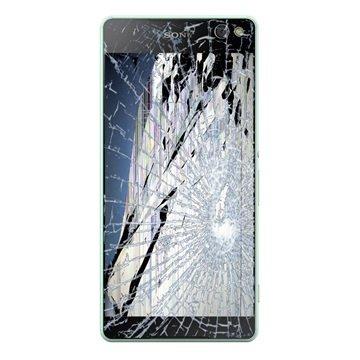Reparasjon av Sony Xperia C5 Ultra LCD-display & Berøringsskjerm - Mynte