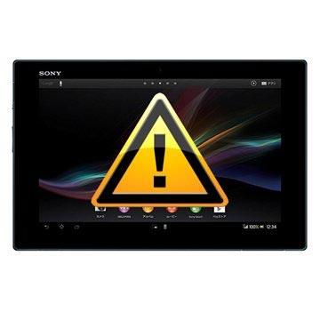 Sony Xperia Tablet Z Reparasjon av SIM-kort Leser