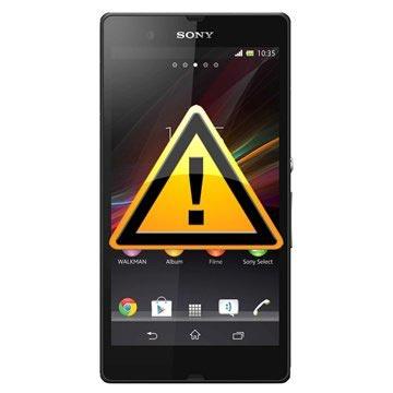 Sony Xperia Z Reparasjon av SIM-kort Leser