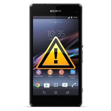 Sony Xperia Z1 Compact Reparasjon av SIM-kort Leser