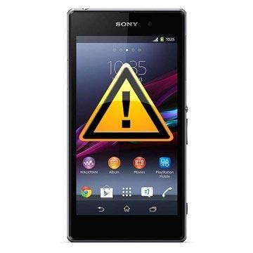 Sony Xperia Z1 Reparasjon av SIM-kort Leser