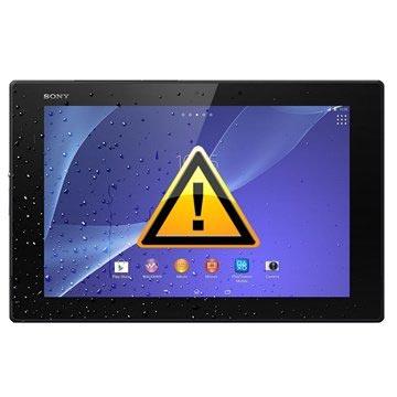 Sony Xperia Z2 Tablet LTE Reparasjon av SIM-kort Leser