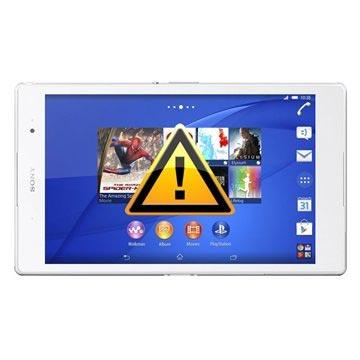 Sony Xperia Z3 Tablet Compact Reparasjon av SIM-kort Leser