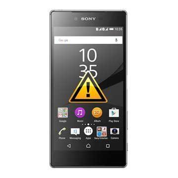Sony Xperia Z5 Premium Dual Reparasjon av SIM-kort Leser