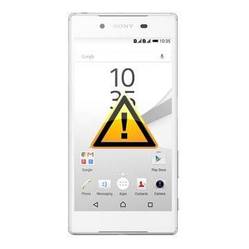 Sony Xperia Z5 Dual Reparasjon av SIM-kort Leser