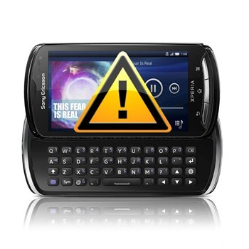 Sony Ericsson Xperia Pro Reparasjon av SIM-kort Leser
