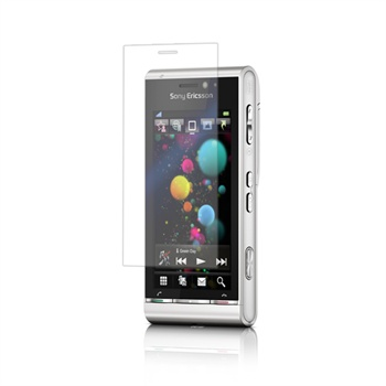 Sony Ericsson Satio StarCase Beskyttelsesfilm - Mot Fingeravtrykk