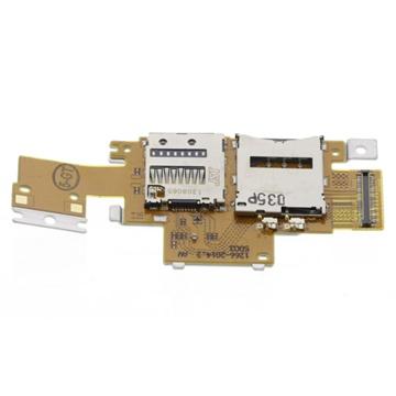Sony Xperia Tablet Z SIM-kort Leser