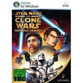 Star Wars The Clone Wars - Republic Heroes - PC