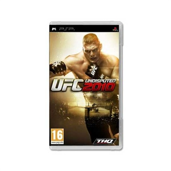 UFC Undisputed 2010 - PSP