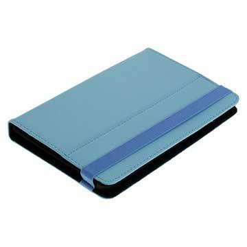 Universal Tablet Book Style L�rveske - 7 - Lysebl�
