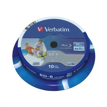 Verbatim BD-R Blu-Ray 6x