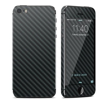 iPhone 5S, iPhone SE Carbon Skin